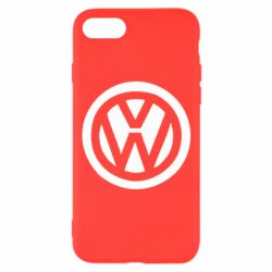 Чехол для iPhone 8 Volkswagen - FatLine
