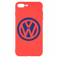 Чехол для iPhone 8 Plus Volkswagen - FatLine