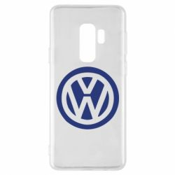Чехол для Samsung S9+ Volkswagen - FatLine