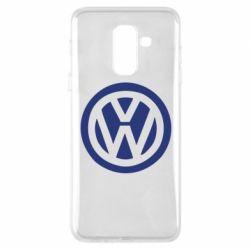 Чехол для Samsung A6+ 2018 Volkswagen - FatLine