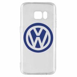Чехол для Samsung S7 Volkswagen - FatLine