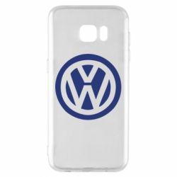 Чехол для Samsung S7 EDGE Volkswagen - FatLine