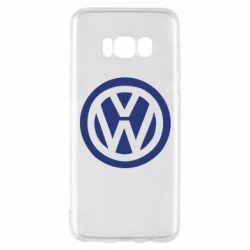 Чехол для Samsung S8 Volkswagen - FatLine
