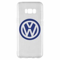 Чехол для Samsung S8+ Volkswagen - FatLine