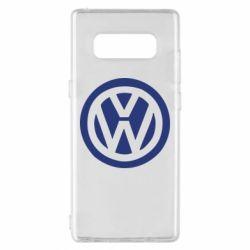 Чехол для Samsung Note 8 Volkswagen - FatLine