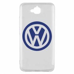 Чехол для Huawei Y6 Pro Volkswagen - FatLine