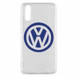 Чехол для Huawei P20 Volkswagen - FatLine