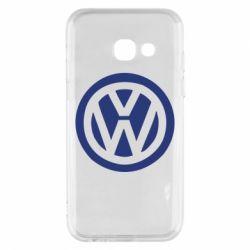 Чехол для Samsung A3 2017 Volkswagen - FatLine
