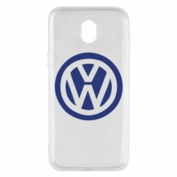 Чехол для Samsung J5 2017 Volkswagen - FatLine