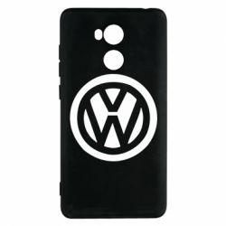 Чехол для Xiaomi Redmi 4 Pro/Prime Volkswagen - FatLine