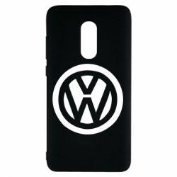 Чехол для Xiaomi Redmi Note 4 Volkswagen - FatLine