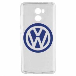 Чехол для Xiaomi Redmi 4 Volkswagen - FatLine
