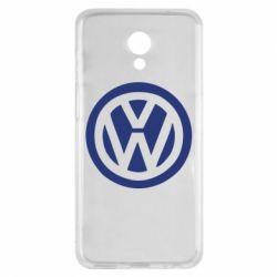 Чехол для Meizu M6s Volkswagen - FatLine