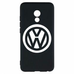 Чехол для Meizu Pro 6 Volkswagen - FatLine