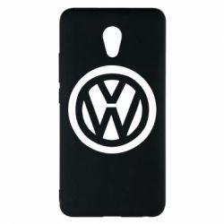 Чехол для Meizu M5 Note Volkswagen - FatLine