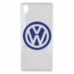 Чехол для Sony Xperia X Volkswagen - FatLine