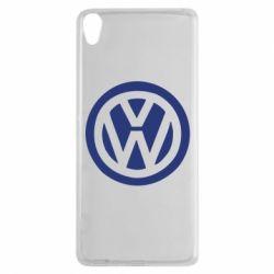 Чехол для Sony Xperia XA Volkswagen - FatLine