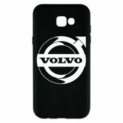 Чохол для Samsung A7 2017 Volvo logo
