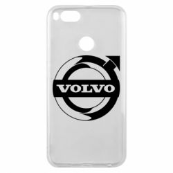 Чохол для Xiaomi Mi A1 Volvo logo