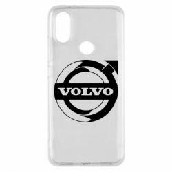 Чохол для Xiaomi Mi A2 Volvo logo