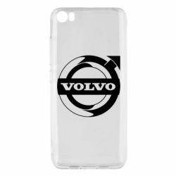 Чохол для Xiaomi Mi5/Mi5 Pro Volvo logo