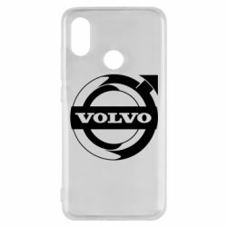 Чохол для Xiaomi Mi8 Volvo logo