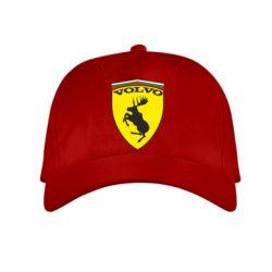 Детская кепка Volvo Logo - FatLine