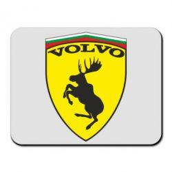 Коврик для мыши Volvo Logo - FatLine