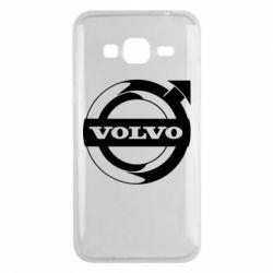 Чохол для Samsung J3 2016 Volvo logo
