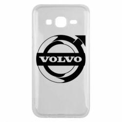 Чохол для Samsung J5 2015 Volvo logo