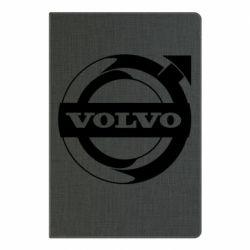 Блокнот А5 Volvo logo