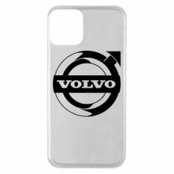 Чохол для iPhone 11 Volvo logo