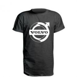 Подовжена футболка Volvo logo