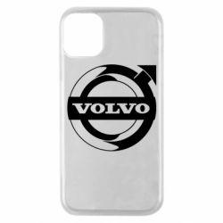 Чохол для iPhone 11 Pro Volvo logo