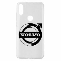 Чохол для Xiaomi Mi Play Volvo logo