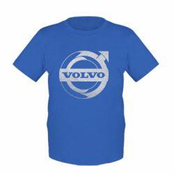 Дитяча футболка Volvo logo