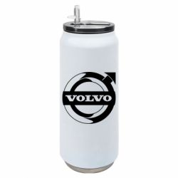 Термобанка 500ml Volvo logo