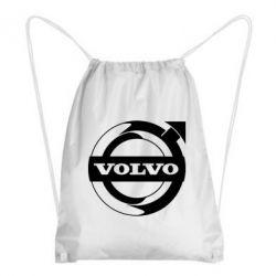 Рюкзак-мішок Volvo logo