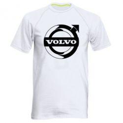 Чоловіча спортивна футболка Volvo logo