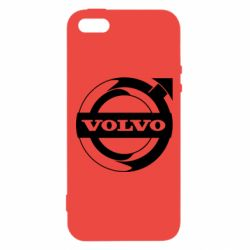 Чохол для iphone 5/5S/SE Volvo logo
