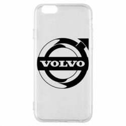 Чохол для iPhone 6/6S Volvo logo