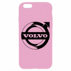 Чохол для iPhone 6 Plus/6S Plus Volvo logo