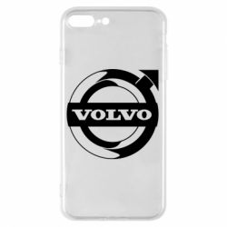 Чохол для iPhone 7 Plus Volvo logo
