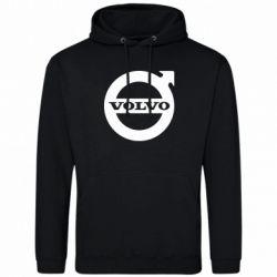 Толстовка Volvo - FatLine