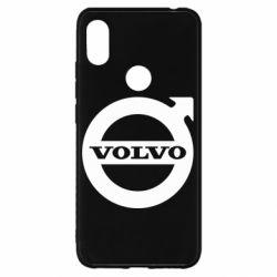 Чохол для Xiaomi Redmi S2 Volvo