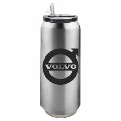 Термобанка 500ml Volvo