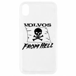 Чохол для iPhone XR Volvos From Hell