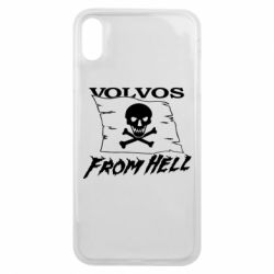 Чохол для iPhone Xs Max Volvos From Hell