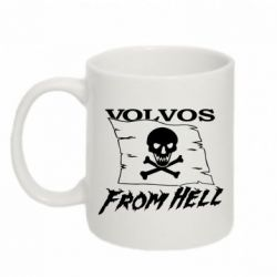 Кружка 320ml Volvos From Hell