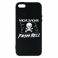 Чохол для iphone 5/5S/SE Volvos From Hell